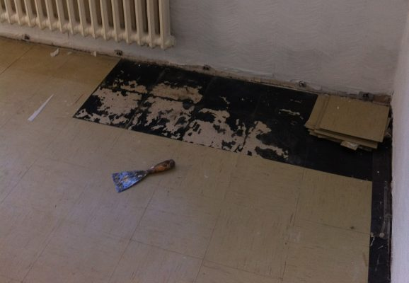 degewo asbest floorflex bodenplatten